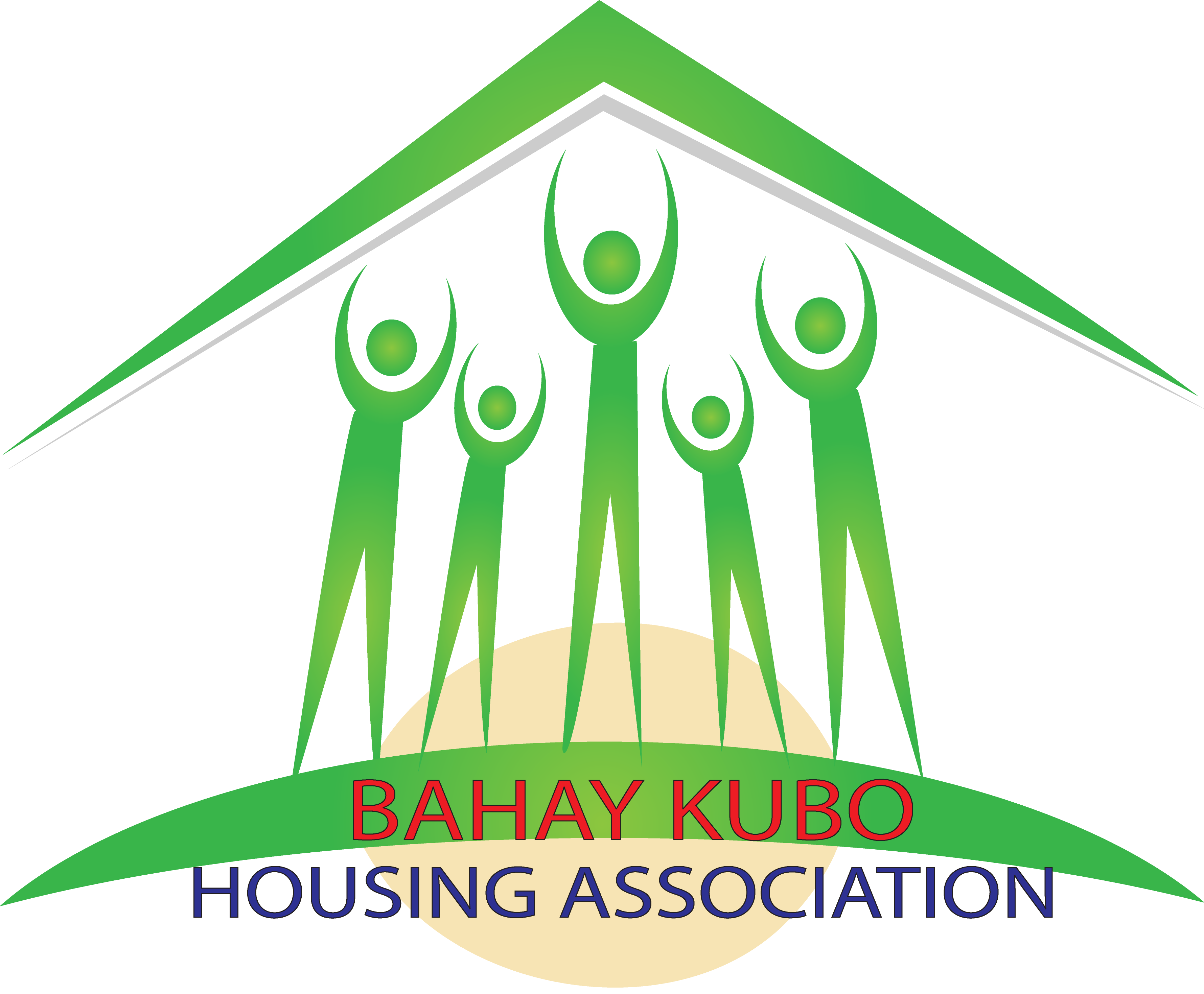 Bahay Kubo Housing Association logo