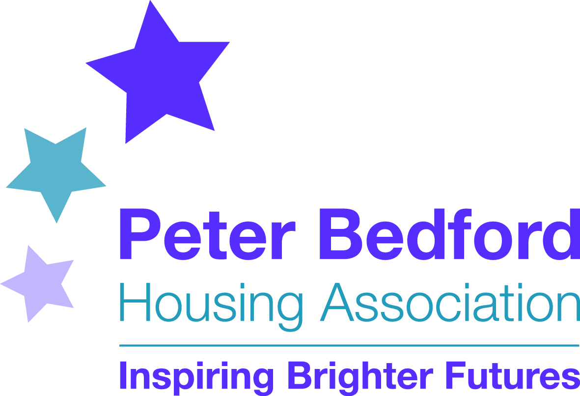 Peter Bedford Housing Association PBHA Logo