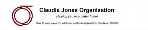 Claudia Jones Organisation Logo