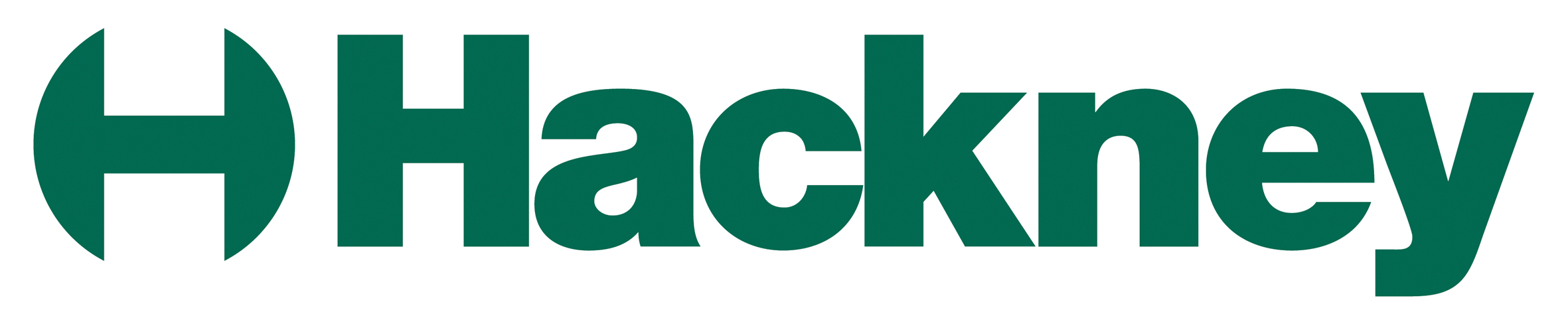 Hackney CVS Logo